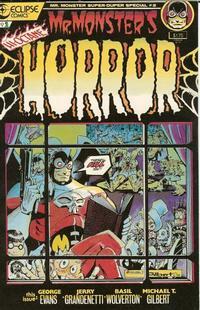 Mr. Monster's Hi-Octane Horror Vol 1 1