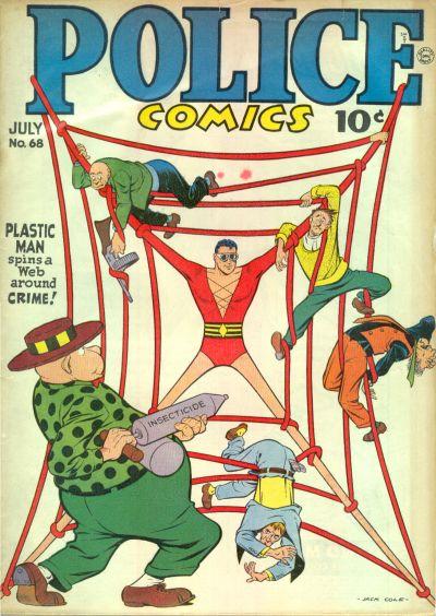 Police Comics Vol 1 68