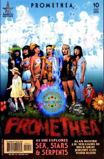 Promethea Vol 1 10