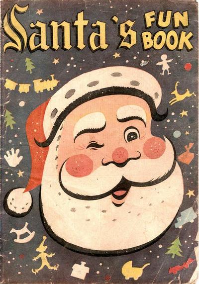 Santa's Fun Book Vol 1