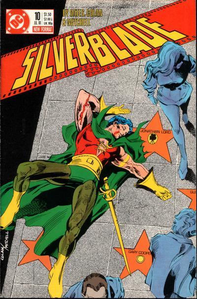 Silverblade Vol 1 10