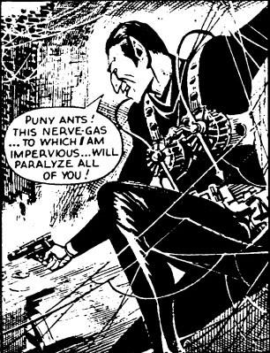 Spider (British comics)