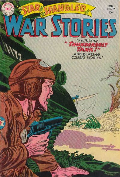 Star-Spangled War Stories Vol 1 30