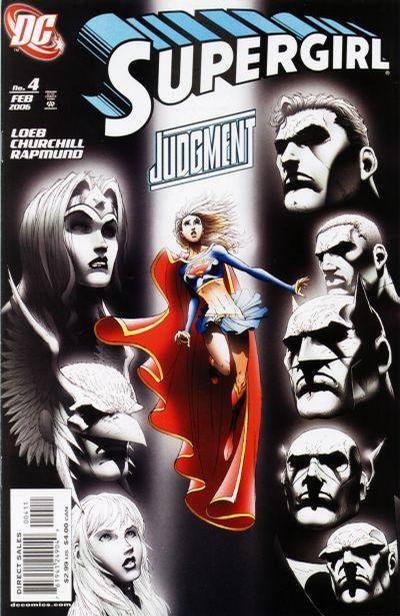 Supergirl Vol 5 4