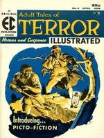 Terror Illustrated Vol 1 2