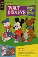 Walt Disney's Comics and Stories Vol 1 371
