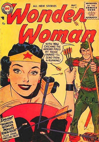Wonder Woman Vol 1 82