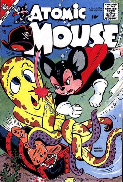 Atomic Mouse Vol 1 25