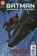 Batman Shadow of the Bat Vol 1 72