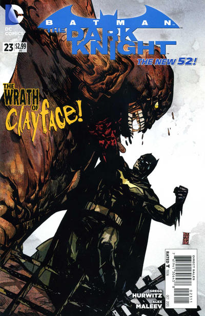 Batman: The Dark Knight Vol 2 23