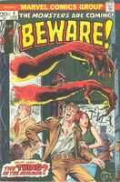 Beware (Marvel) Vol 1 6