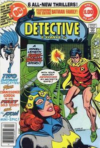 Detective Comics Vol 1 489