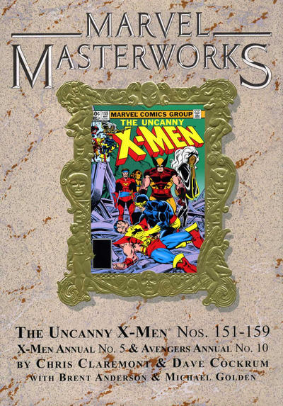 Marvel Masterworks Vol 1 151