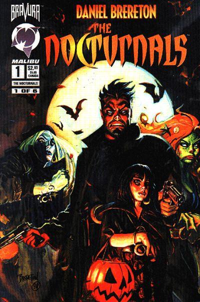 Nocturnals Vol 1 1