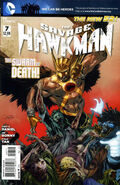 Savage Hawkman Vol 1 7
