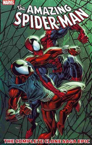 Spider-Man: The Complete Clone Saga Epic Vol 1 4