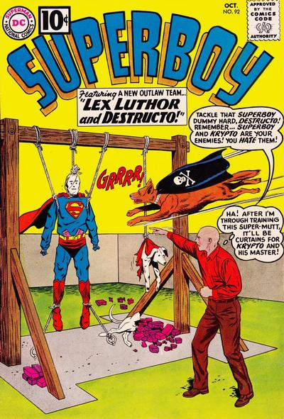 Superboy Vol 1 92