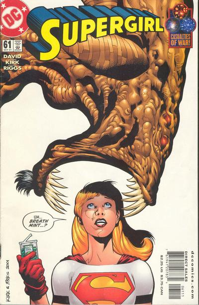 Supergirl Vol 4 61