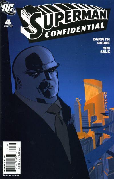 Superman Confidential Vol 1 4
