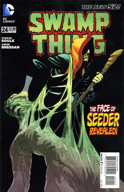 Swamp Thing Vol 5 24