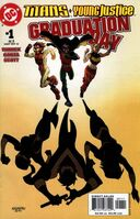 Titans Young Justice Graduation Day Vol 1 1