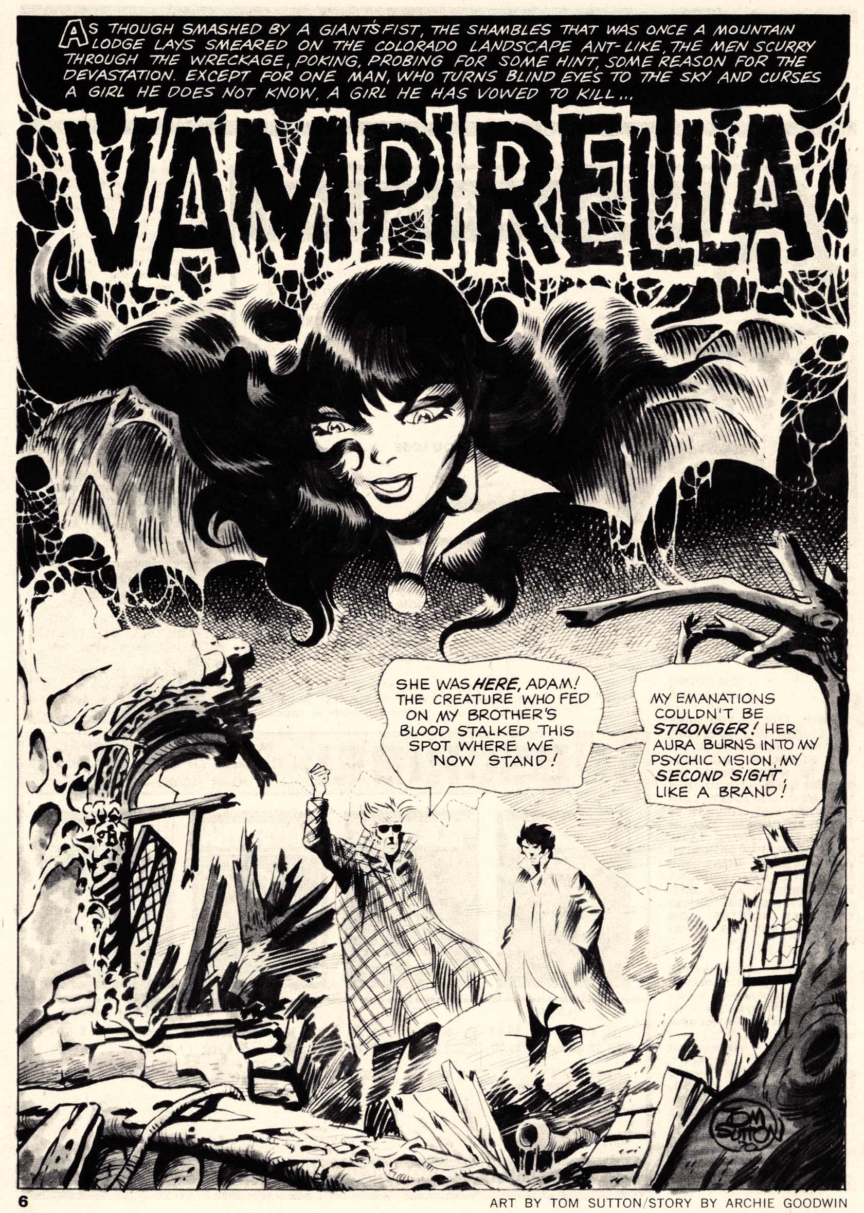 Vampirella Vol 1 9