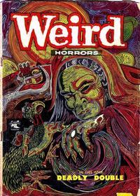 Weird Horrors Vol 1 7