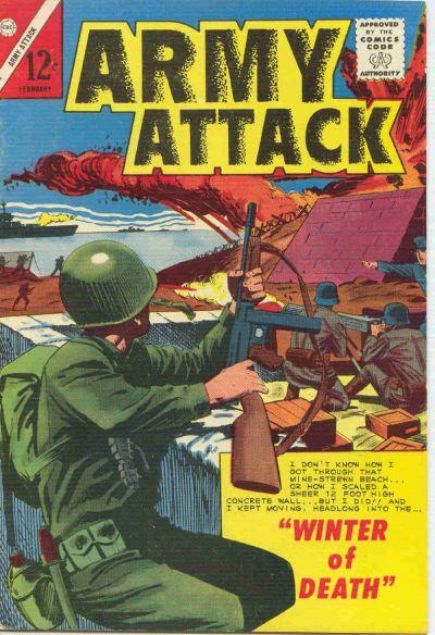Army Attack Vol 1 4