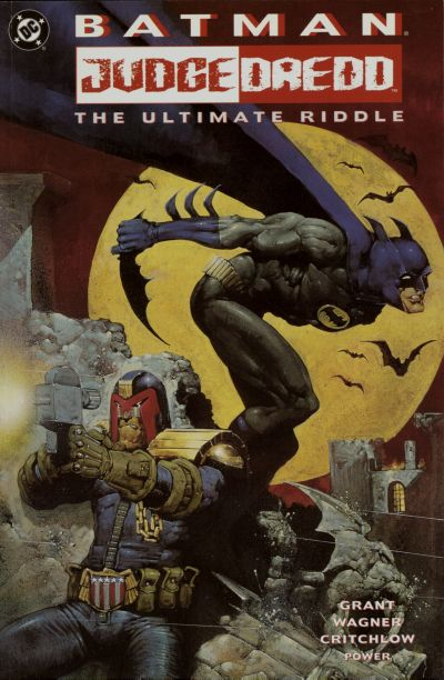 Batman / Judge Dredd: The Ultimate Riddle