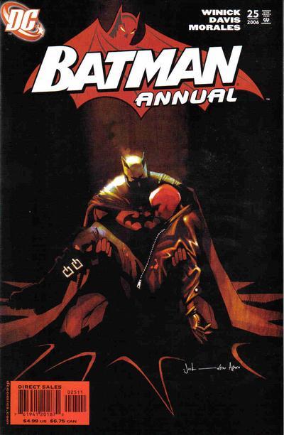 Batman Annual Vol 1 25