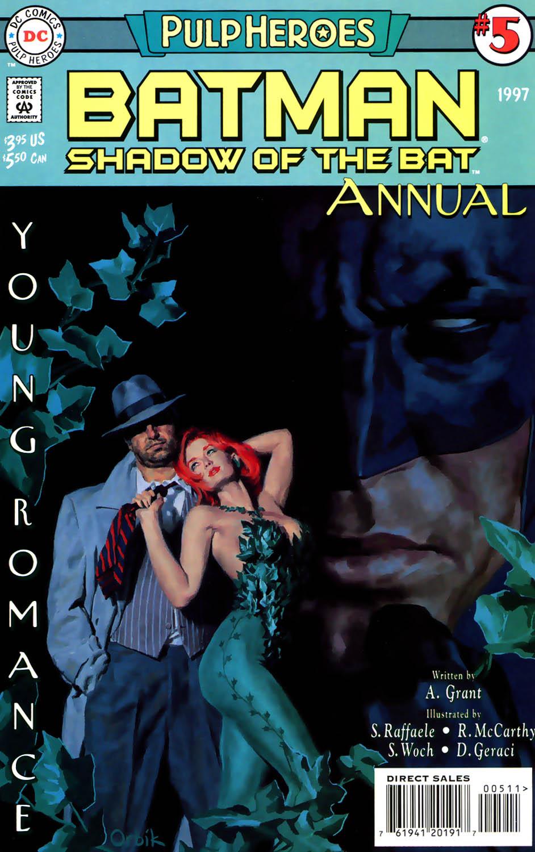 Batman: Shadow of the Bat Annual Vol 1 5
