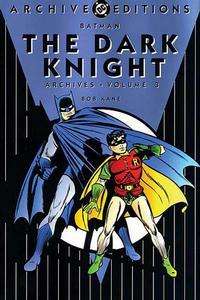 Batman: The Dark Knight Archives Vol 1 3