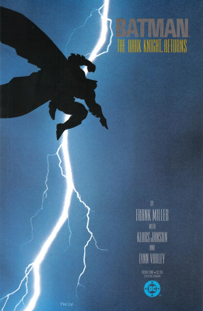 Batman: The Dark Knight Returns Vol 1 1