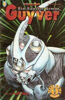 Bio-Booster Armor Guyver Part 2 1