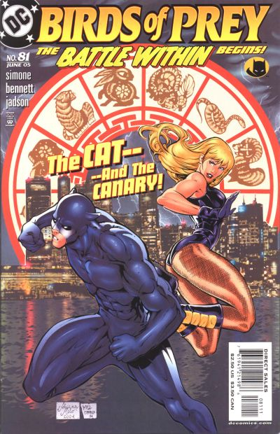 Birds of Prey Vol 1 81