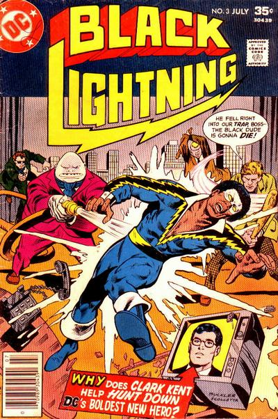 Black Lightning Vol 1 3