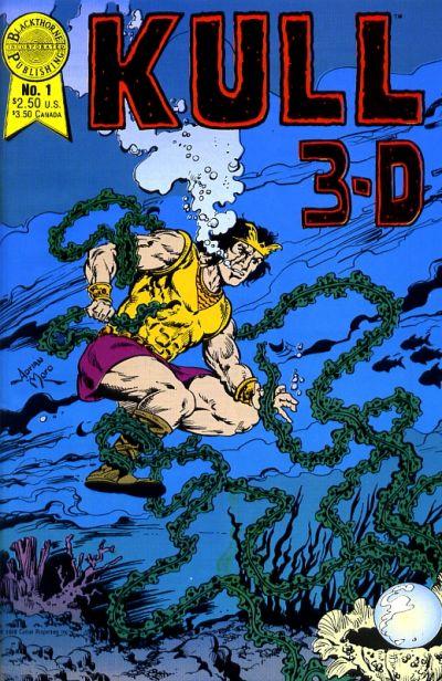 Blackthorne 3-D Series Vol 1 51