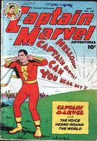 Captain Marvel Adventures Vol 1 120