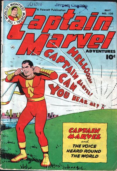 Captain Marvel Adventures Vol 1 120