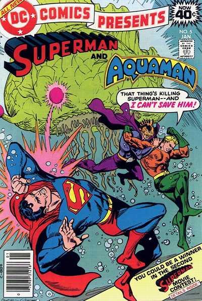 DC Comics Presents Vol 1 5