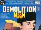 Demolition Man Vol 1