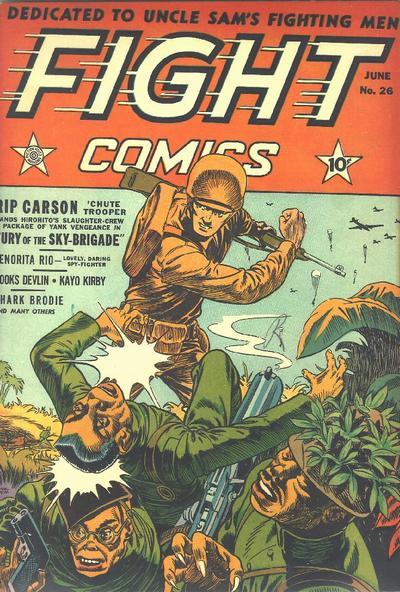 Fight Comics Vol 1 26