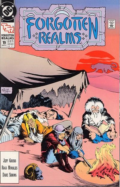 Forgotten Realms Vol 1 19