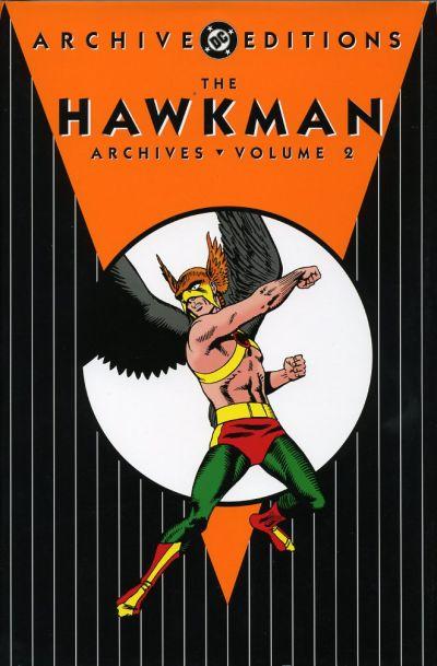 Hawkman Archives Vol 1 2