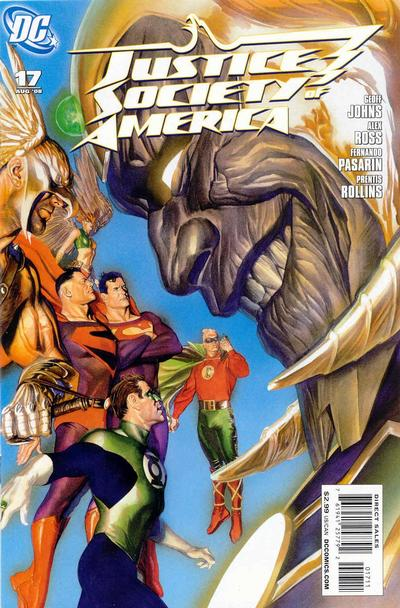 Justice Society of America Vol 3 17