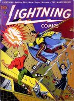 Lightning Comics Vol II 1