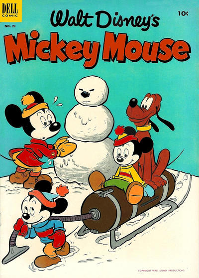Mickey Mouse Vol 1 29