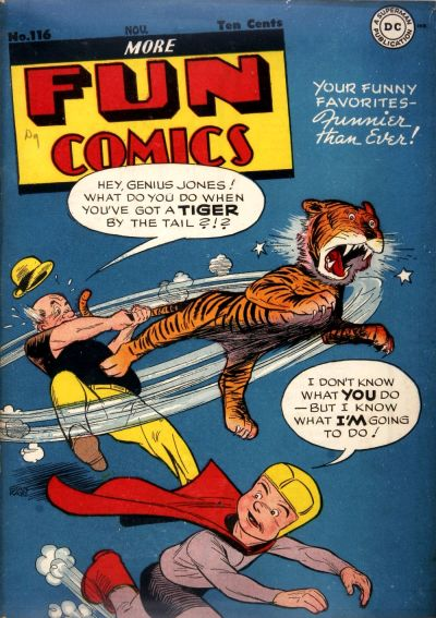 More Fun Comics Vol 1 116