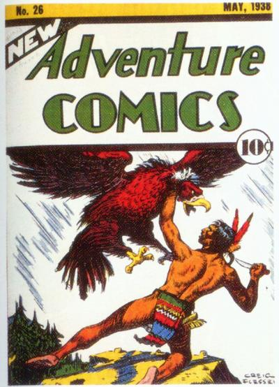 New Adventure Comics Vol 1 26