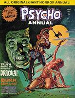 Psycho 1972 Annual Vol 1 1